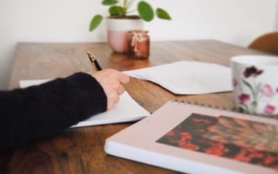 Journaling – schreib dich gesund!